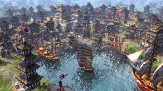帝国时代3破解版下载中文版
