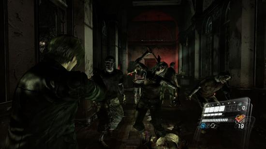 生化危机6游戏下载百度网盘地址