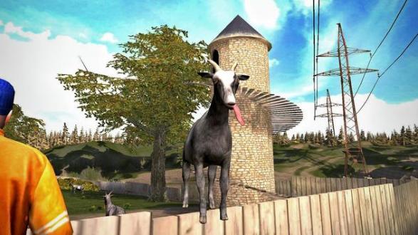 山羊模拟器免费版无限羊无限地图下载