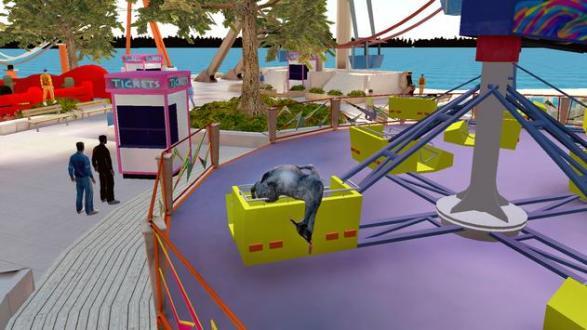山羊模拟器免费版无限羊