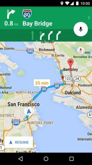 google maps地图下载免费版