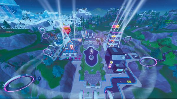 堡垒之夜下载游戏正版