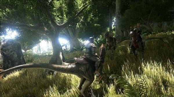 方舟生存进化游戏下载