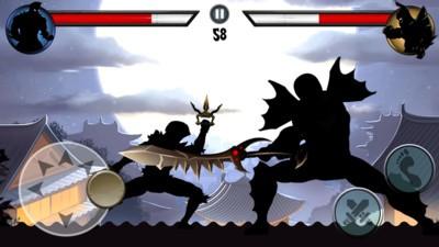 暗影格斗忍者2游戏