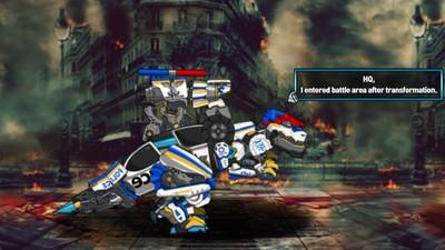 铁甲恐龙机器人游戏下载