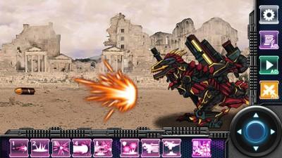 铁甲恐龙机器人游戏安卓版