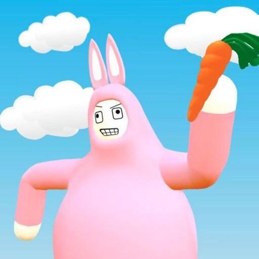 沙雕兔子人无敌中文版