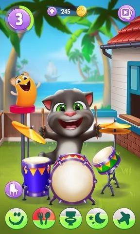 我的汤姆猫2中文版下载