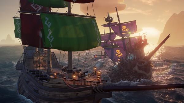 盗贼之海下载