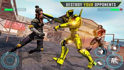 机器人格斗2021游戏下载