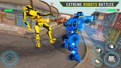 机器人格斗2021游戏