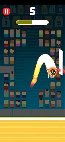 烈火篮球游戏免费下载