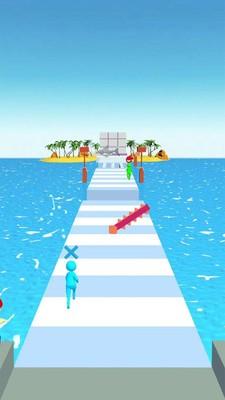 红蓝对决跑酷游戏中文版下载