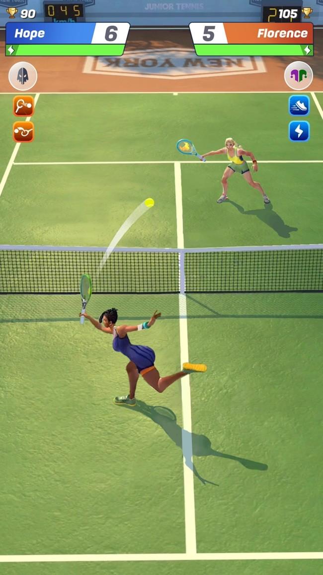 网球传奇3D运动最新版下载