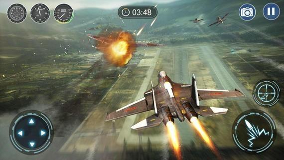 空中战争游戏下载
