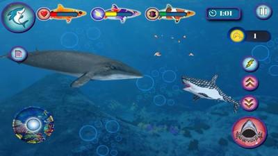 深海狂鲨手游