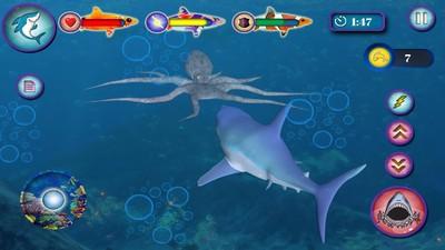 深海狂鲨游戏下载