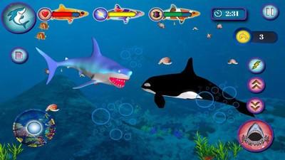 深海狂鲨手游安卓中文版