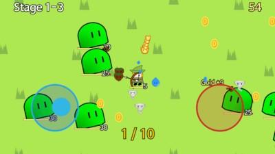 黏液猎人游戏下载