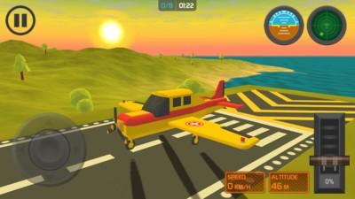 组装飞机模拟器下载