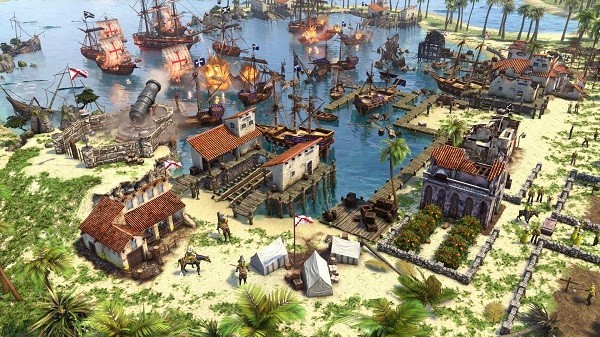 帝国时代3决定版中文版下载