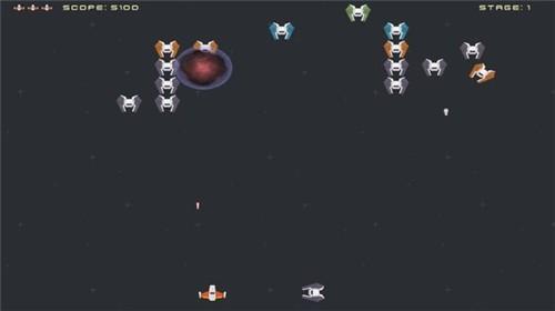 空间射击2D下载