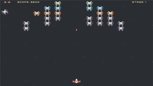 空间射击2D安卓版下载