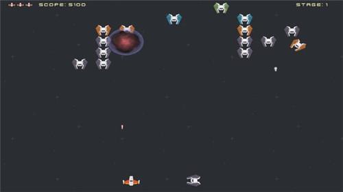 空间射击2D游戏下载