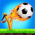 弹弓足球赛无限金币汉化版
