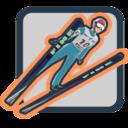 滑雪跳跃手游安卓中文版