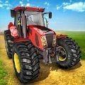 农田拖拉机耕作中文版
