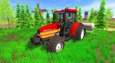 农田拖拉机耕作手机免费安装