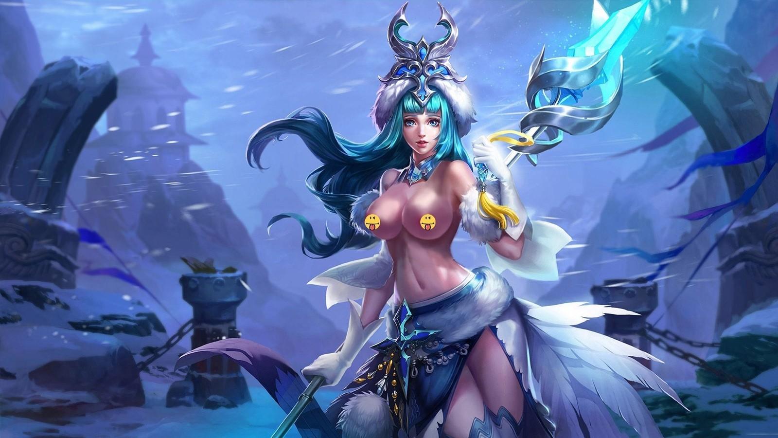 王者荣耀女英雄正能量2000张 王者荣耀女性英雄正能量图片2000张2