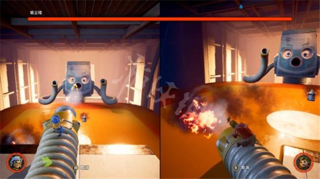 双人成行吸尘器攻略 双人成行吸尘器怎么过1