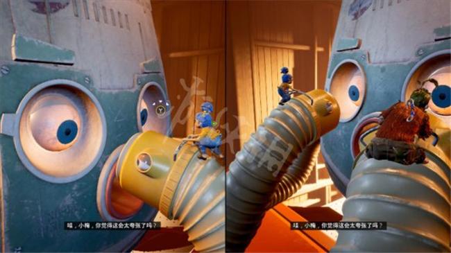 双人成行吸尘器攻略 双人成行吸尘器怎么过3