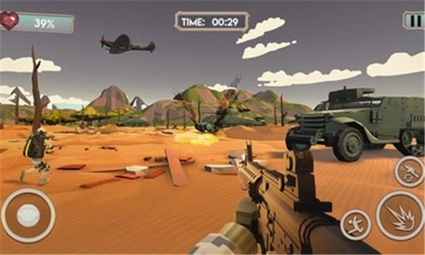 第二次世界大战游戏中文版下载