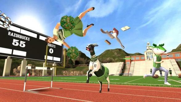 山羊模拟器免费版无限羊下载