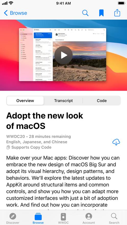 apple developer app下载