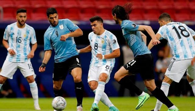 阿根廷vs乌拉圭比赛结果