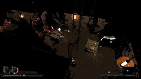 死亡西部游戏下载