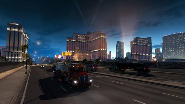 美国卡车模拟器游戏下载