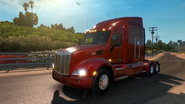 美国卡车模拟器中文版