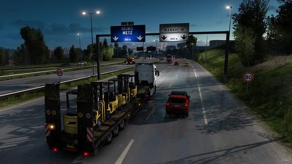 欧洲卡车模拟2下载汉化版