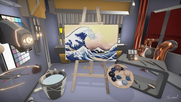 天才艺术家模拟器官方中文版