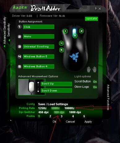 炼狱蝰蛇鼠标驱动下载安装