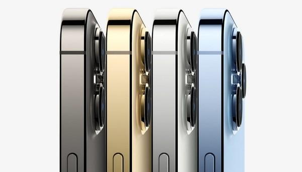 iphone13系列颜色有几个2