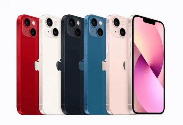 iphone13系列颜色有几个1